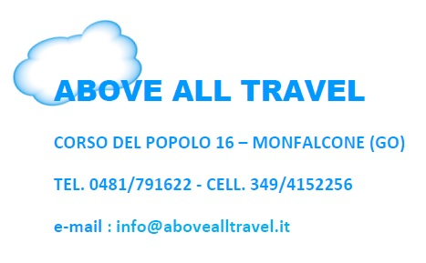ABOVE ALL TRAVEL INDIRIZZO 3