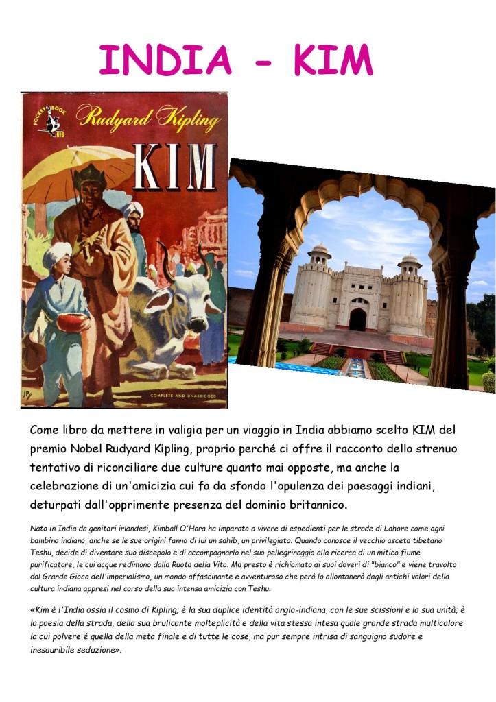 BOOK . INDIA - KIM-001