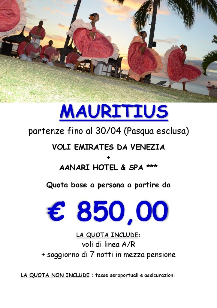 MAURITIUS-001