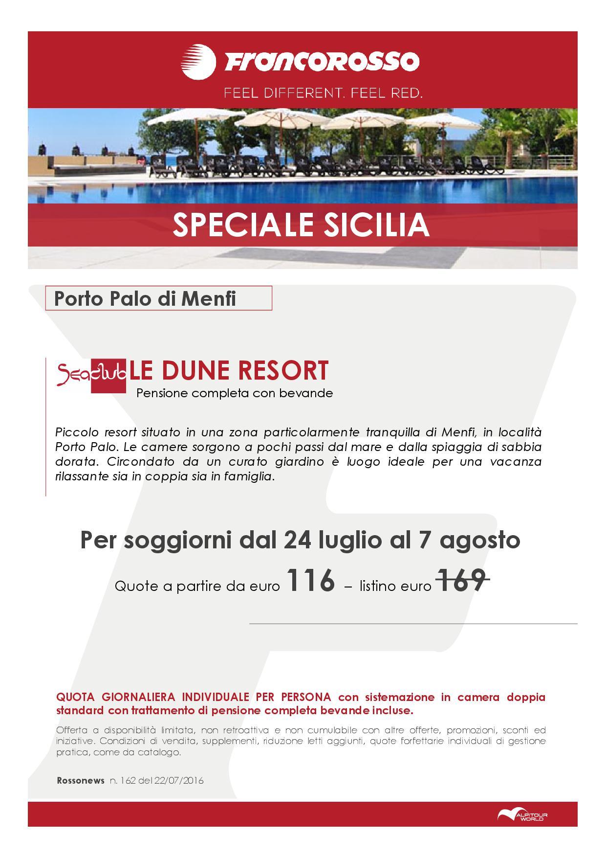 Emejing Offerte Soggiorno Sicilia Images - Amazing Design Ideas 2018 ...