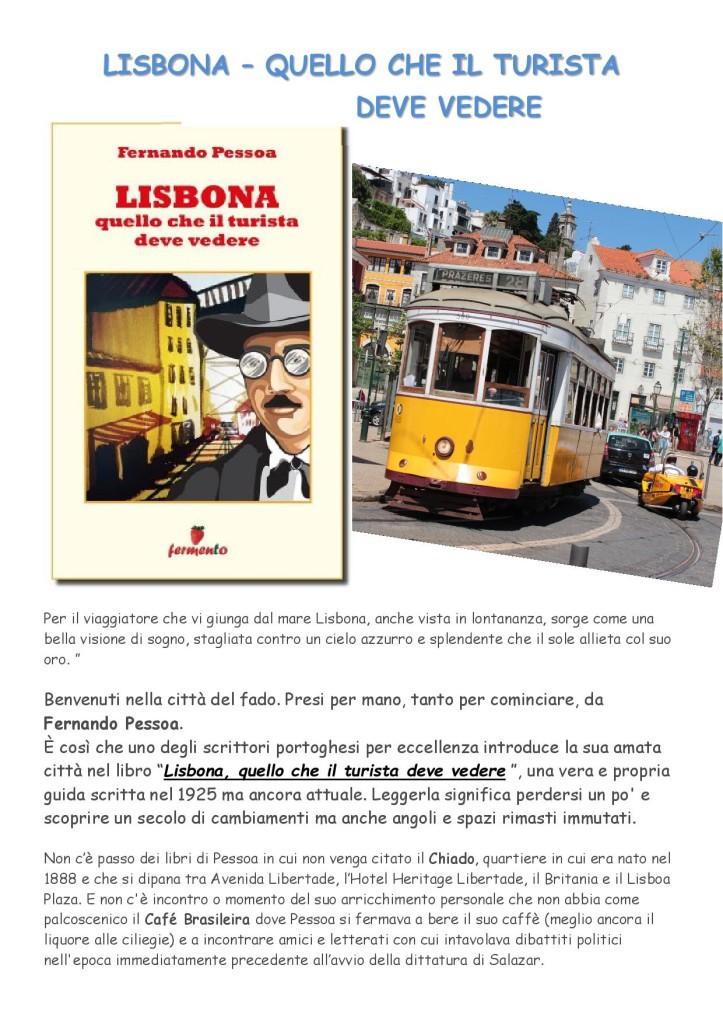 LISBONA - QUELLO CHE IL TURISTA DEVE VEDERE 2-001