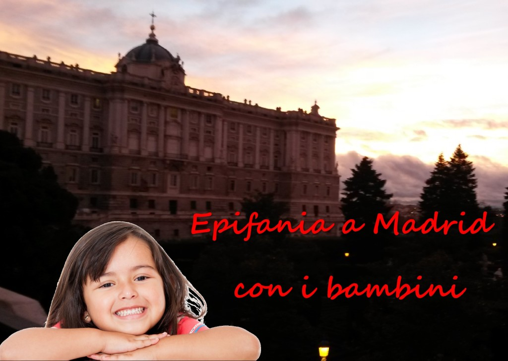 Epifania a Madrid cover