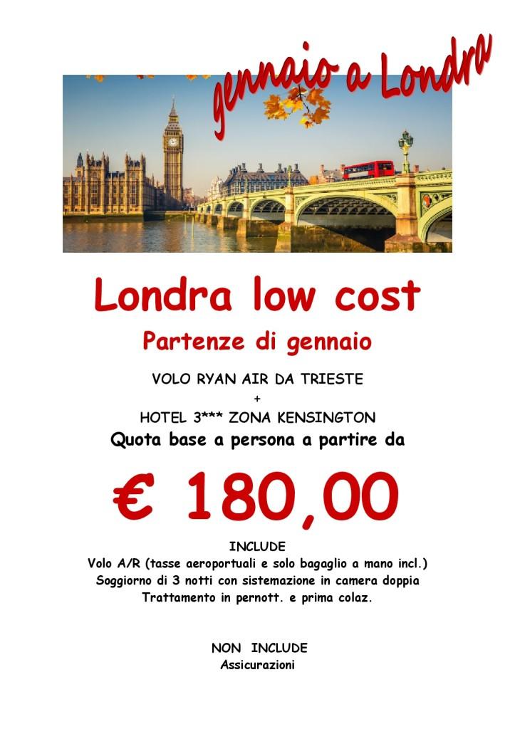 LONDRA | Agenzia di Viaggi