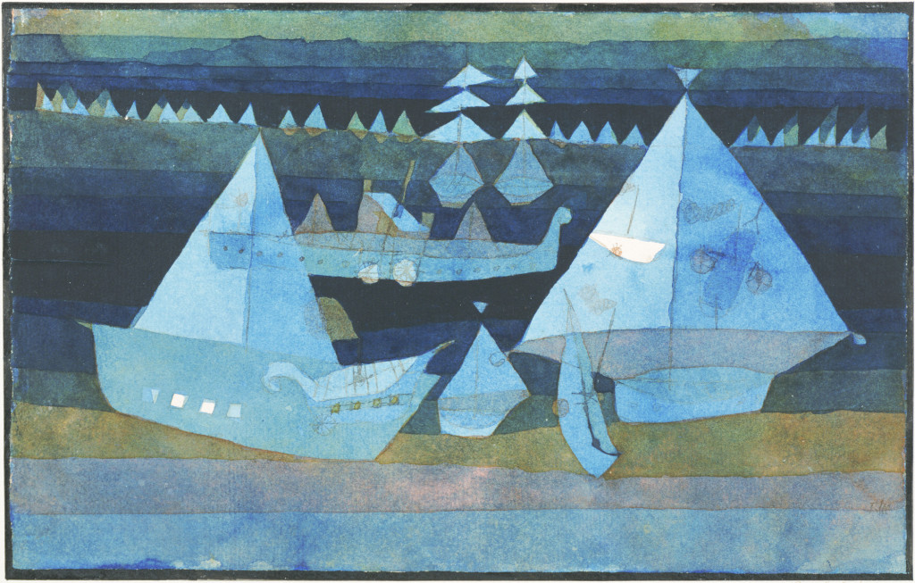 quadro-agosto-paul-klee-little-regatta