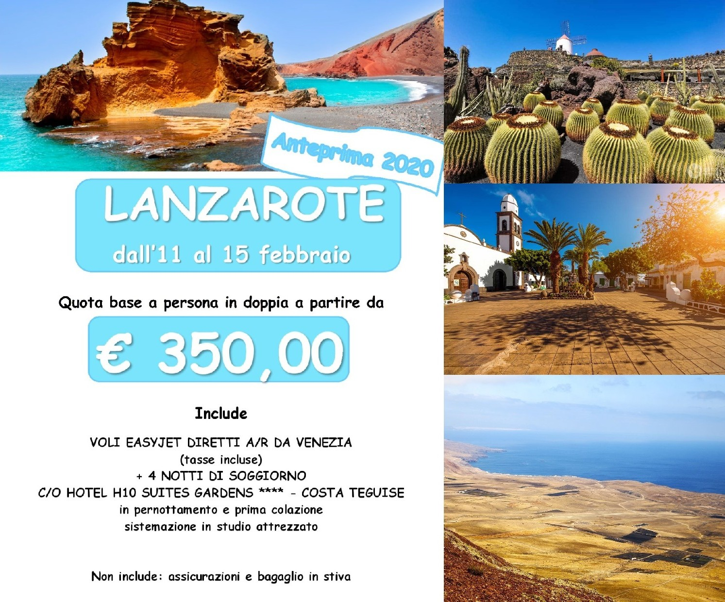 lanzarote-collage